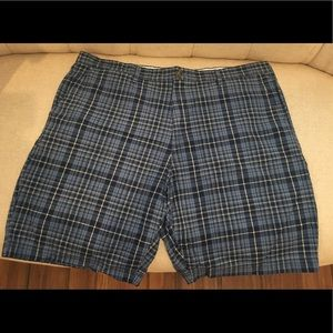 Tommy Hilfiger Blazer Plaid Shorts | Waist 40